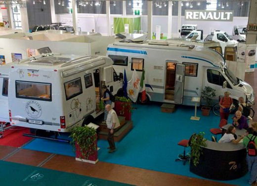 Salone del Camper 2011 a Parma - Foto 13 di 13