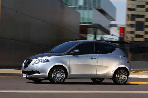 Lancia Ypsilon Black&Red - Foto 20 di 46