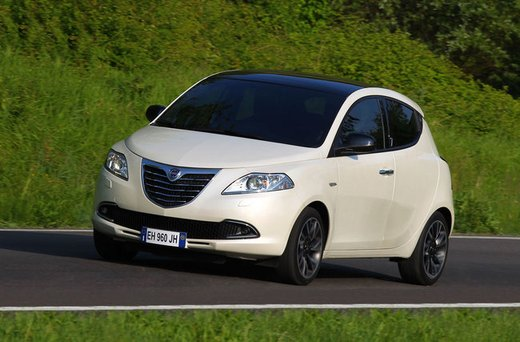 Lancia Ypsilon Black&Red - Foto 26 di 46