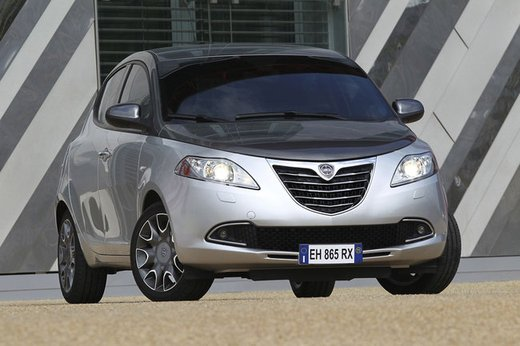Lancia Ypsilon Black&Red - Foto 31 di 46