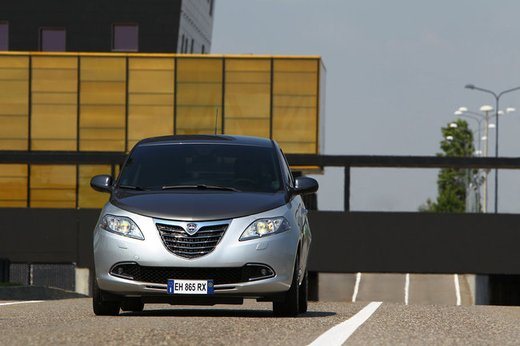 Lancia Ypsilon Black&Red - Foto 39 di 46
