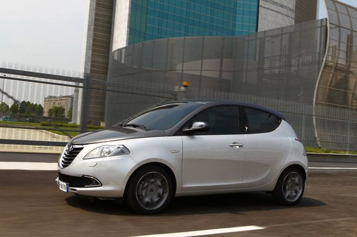 Lancia Ypsilon Black&Red - Foto 41 di 46