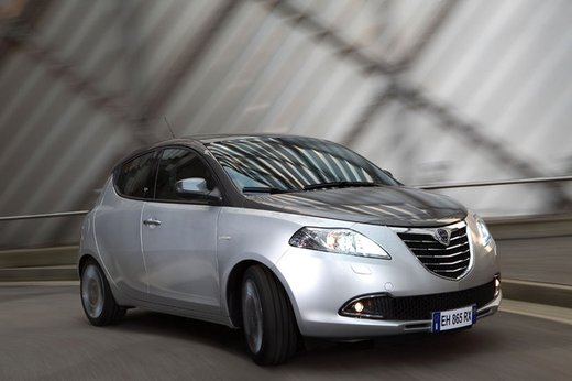 Lancia Ypsilon Black&Red - Foto 42 di 46