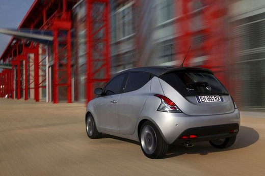 Lancia Ypsilon Black&Red - Foto 45 di 46