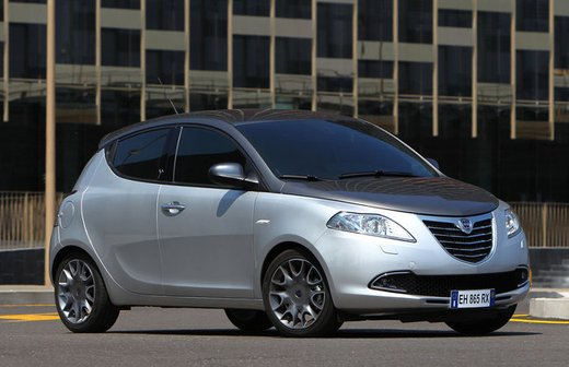 Lancia Ypsilon Black&Red - Foto 46 di 46