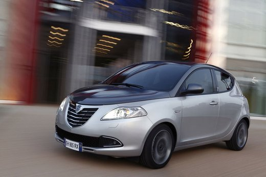Lancia Ypsilon Black&Red - Foto 16 di 46