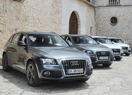 Audi Q5 Hybrid quattro: parte la prevendita del suv ecologico