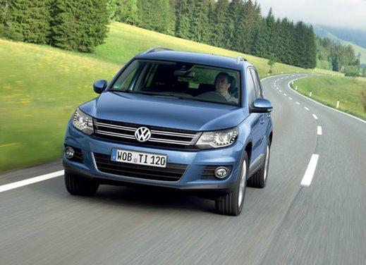 Volkswagen Tiguan la nuova generazione del SUV tedesco nel 2014 - Foto 1 di 17