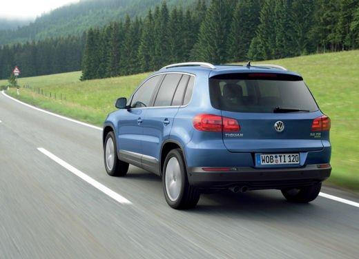 Volkswagen Tiguan la nuova generazione del SUV tedesco nel 2014 - Foto 2 di 17