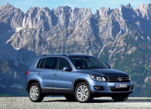 Volkswagen Tiguan la nuova generazione del SUV tedesco nel 2014 - Foto 3 di 17