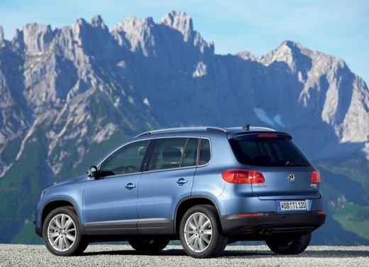 Volkswagen Tiguan la nuova generazione del SUV tedesco nel 2014 - Foto 4 di 17