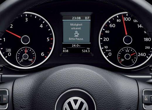 Volkswagen Tiguan la nuova generazione del SUV tedesco nel 2014 - Foto 5 di 17
