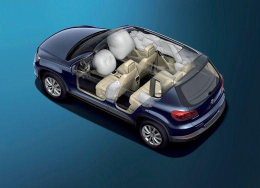 Volkswagen Tiguan la nuova generazione del SUV tedesco nel 2014 - Foto 7 di 17