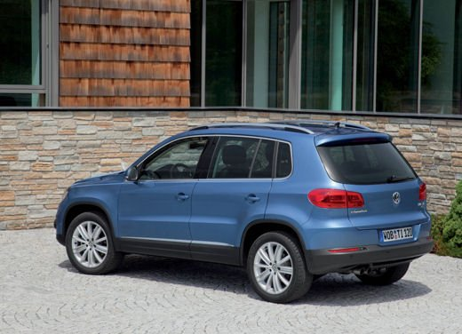 Volkswagen Tiguan la nuova generazione del SUV tedesco nel 2014 - Foto 8 di 17