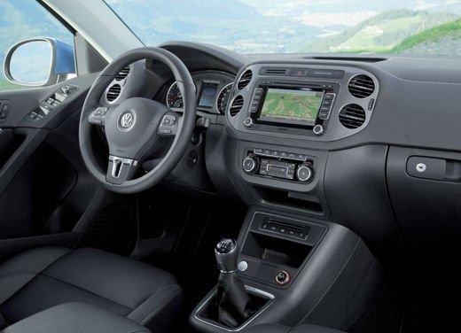 Volkswagen Tiguan la nuova generazione del SUV tedesco nel 2014 - Foto 10 di 17