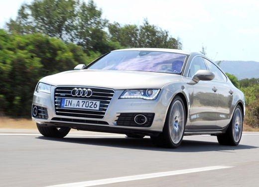 Audi model year 2012 e nuovi motori per A7 Sportback, Q7 ed A3 Cabrio