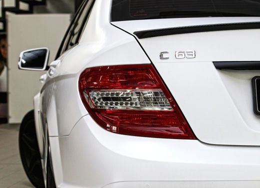 "Mercedes C63 AMG ""Whitestorm"" by Romeo Ferraris - Foto 15 di 22"