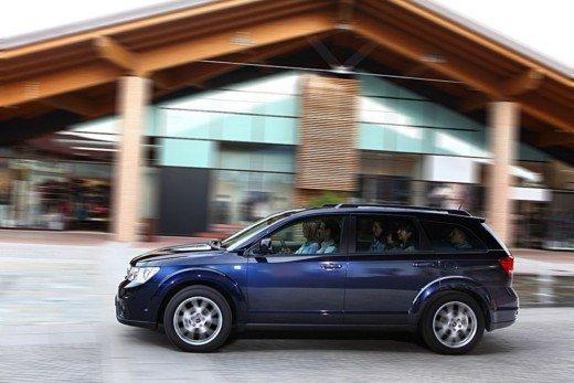 Fiat Freemont test drive del 2 litri 140 e 170 cv - Foto 25 di 56