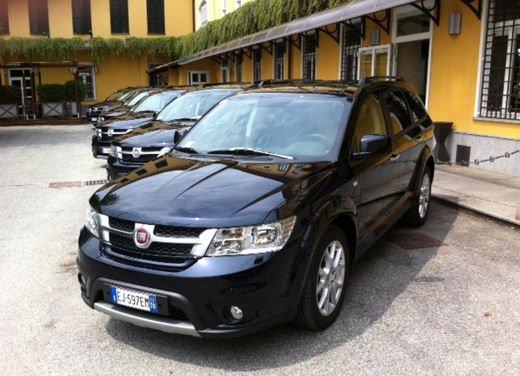 Fiat Freemont test drive del 2 litri 140 e 170 cv - Foto 3 di 56
