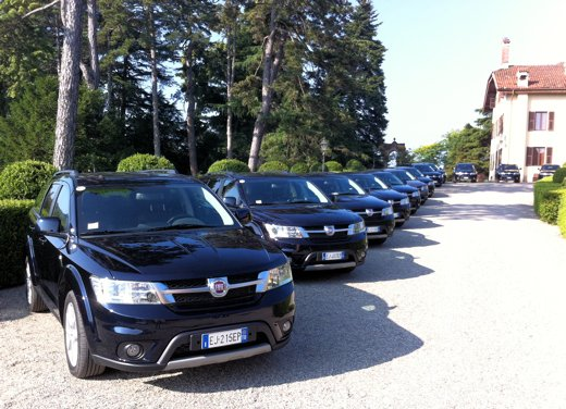 Fiat Freemont test drive del 2 litri 140 e 170 cv
