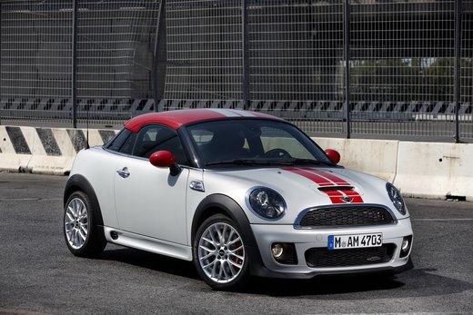Mini Coupé: primo video ufficiale - Foto 9 di 73