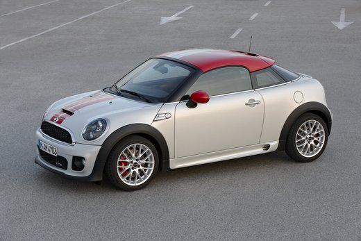 Mini Coupé: primo video ufficiale - Foto 12 di 73