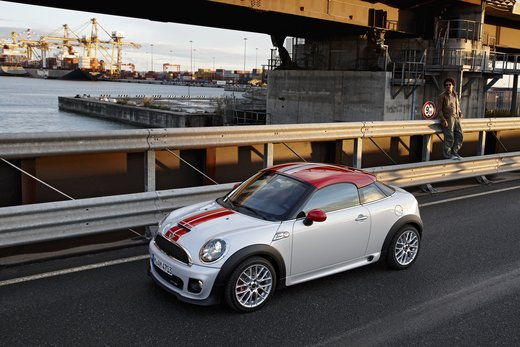 Mini Coupé: primo video ufficiale - Foto 19 di 73
