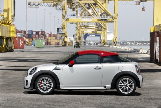 Mini Coupé: primo video ufficiale - Foto 22 di 73