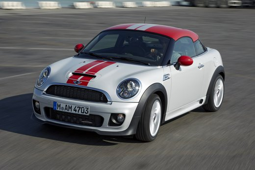 Mini Coupé: primo video ufficiale - Foto 24 di 73