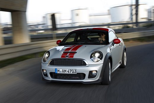Mini Coupé: primo video ufficiale - Foto 25 di 73