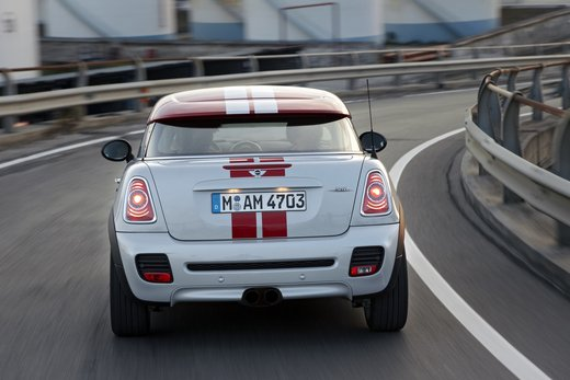 Mini Coupé: primo video ufficiale - Foto 28 di 73
