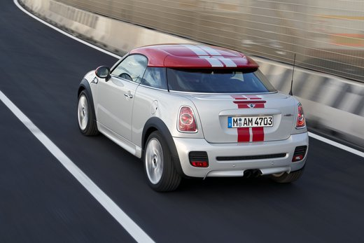 Mini Coupé: primo video ufficiale - Foto 29 di 73