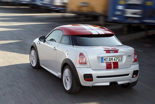Mini Coupé: primo video ufficiale - Foto 30 di 73