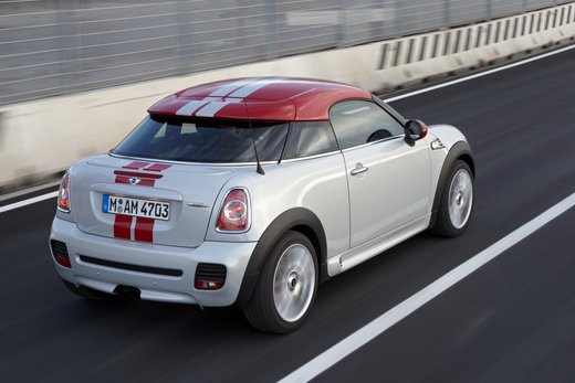 Mini Coupé: primo video ufficiale - Foto 32 di 73
