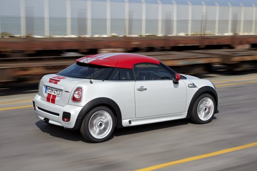 Mini Coupé: primo video ufficiale - Foto 34 di 73