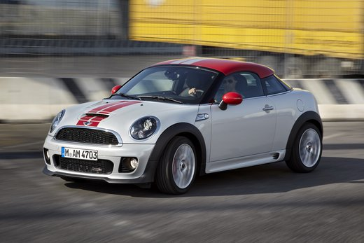 Mini Coupé: primo video ufficiale - Foto 35 di 73