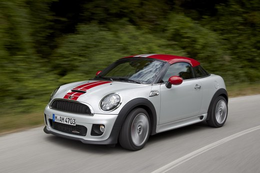 Mini Coupé: primo video ufficiale - Foto 36 di 73