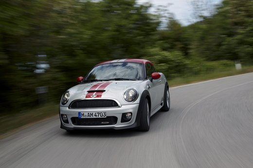 Mini Coupé: primo video ufficiale - Foto 37 di 73