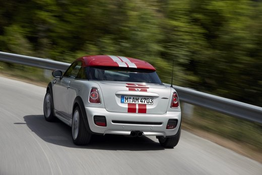 Mini Coupé: primo video ufficiale - Foto 38 di 73
