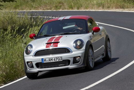 Mini Coupé: primo video ufficiale - Foto 41 di 73