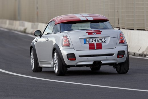 Mini Coupé: primo video ufficiale - Foto 42 di 73