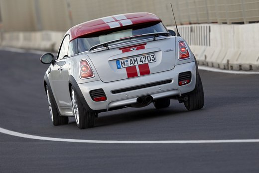 Mini Coupé: primo video ufficiale - Foto 43 di 73