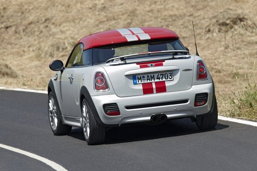 Mini Coupé: primo video ufficiale - Foto 44 di 73
