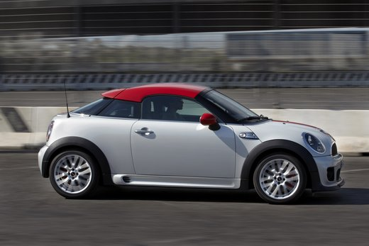 Mini Coupé: primo video ufficiale - Foto 46 di 73