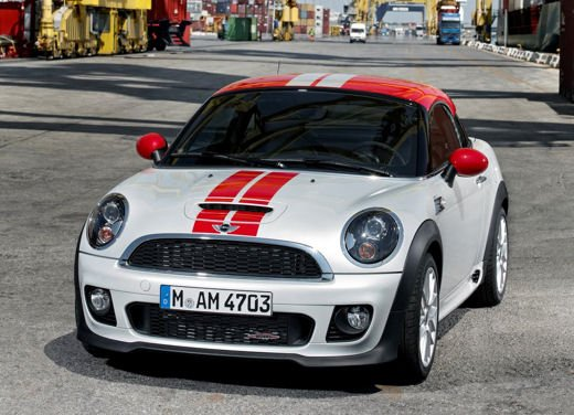 Mini Coupé: primo video ufficiale - Foto 73 di 73
