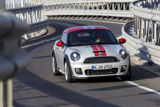 Mini Coupé: primo video ufficiale - Foto 7 di 73