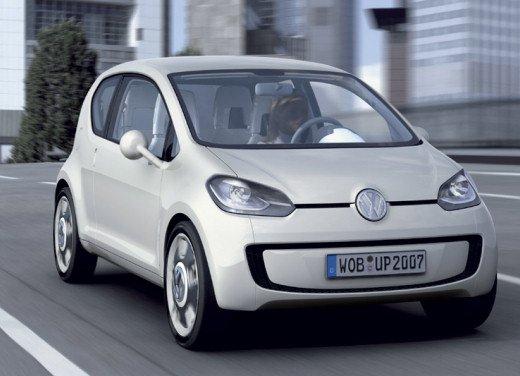 5 stelle EuroNCAP per la Volkswagen up!, citycar compatta e sicura - Foto 20 di 28