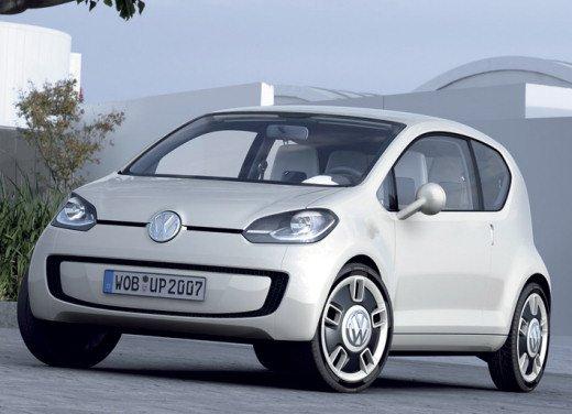 5 stelle EuroNCAP per la Volkswagen up!, citycar compatta e sicura - Foto 21 di 28