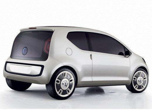 5 stelle EuroNCAP per la Volkswagen up!, citycar compatta e sicura - Foto 22 di 28