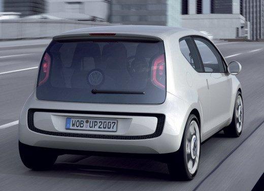 5 stelle EuroNCAP per la Volkswagen up!, citycar compatta e sicura - Foto 24 di 28